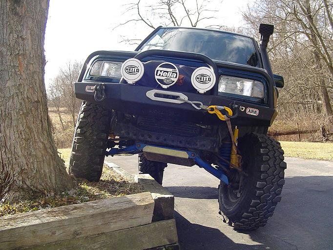 Suzuki Samurai Shocks  Inch Lift