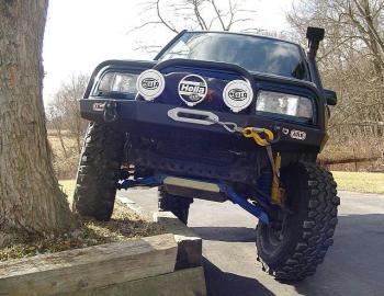 Brian Olowiany – 1995 Suzuki Sidekick