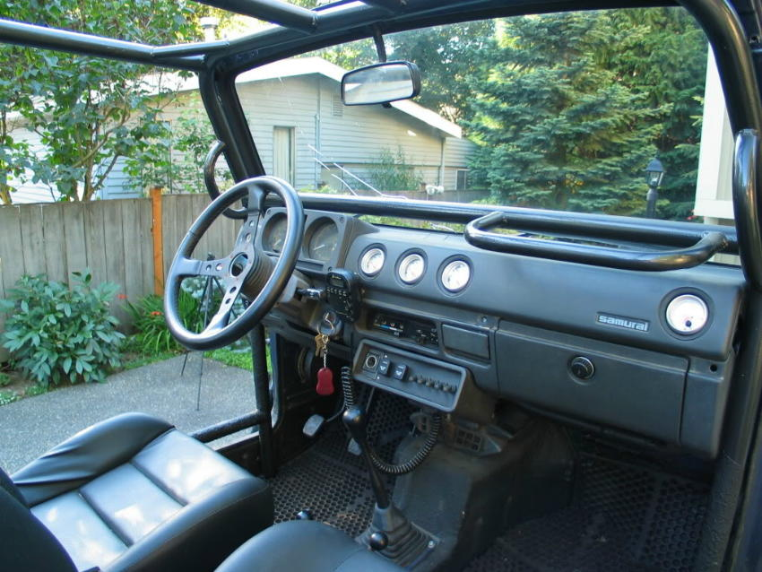 1987 Long Wheelbase Suzuki Samurai Zuki Offroad