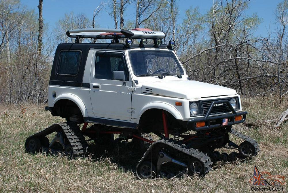 Suzuki Samurai Sidekick