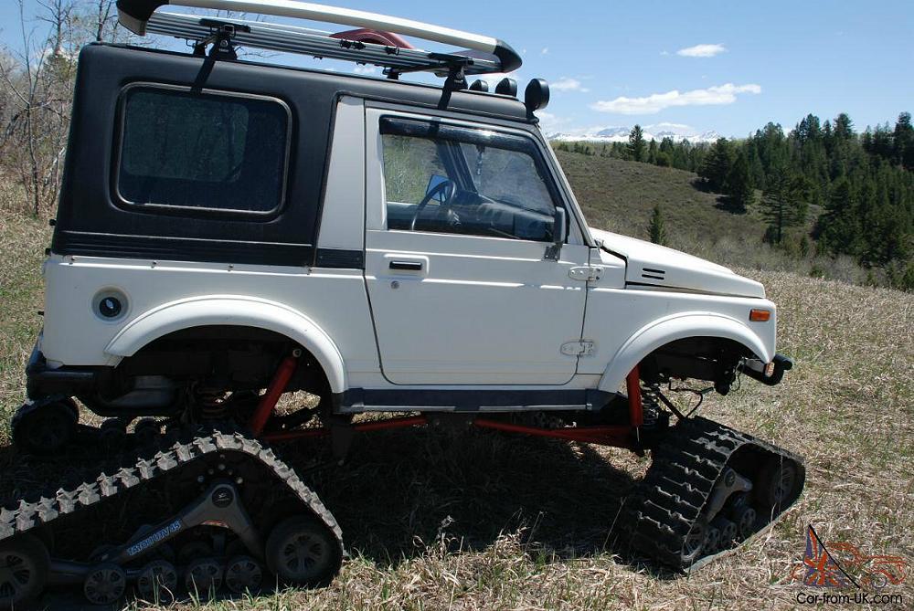 Suzuki Samurai Budget Build